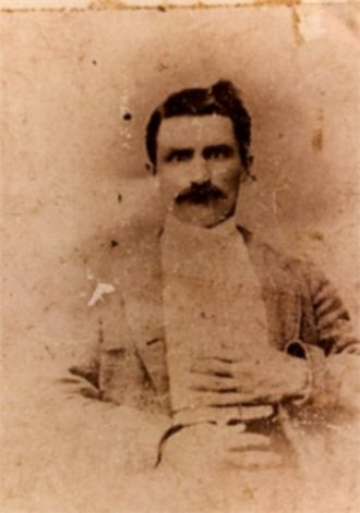 A photo of Thomas Jefferson Wells