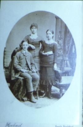 Alex , Jane, & Annetta McDonald