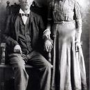 Lydia (Coble) & Thomas Morrison, 1896 IL