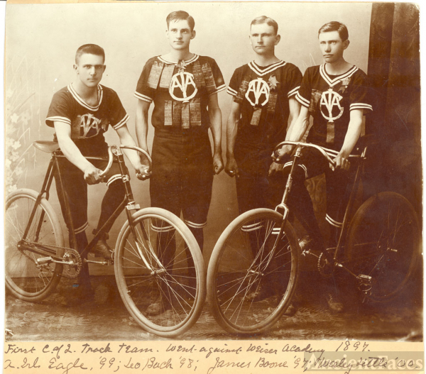 College of Idaho Track Team