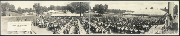 National Memorial Reunion and Peace Jubilee, Vicksburg,...