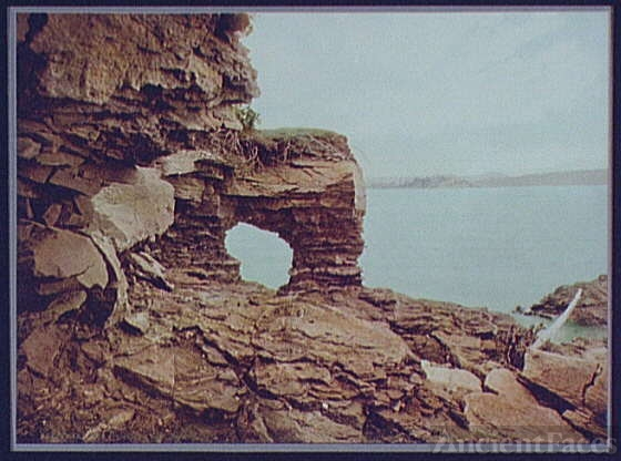 Arch Rock, Presque Isle [Park], Lake Superior