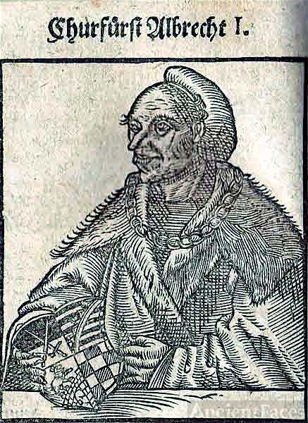 Albert I, Duke of Saxony