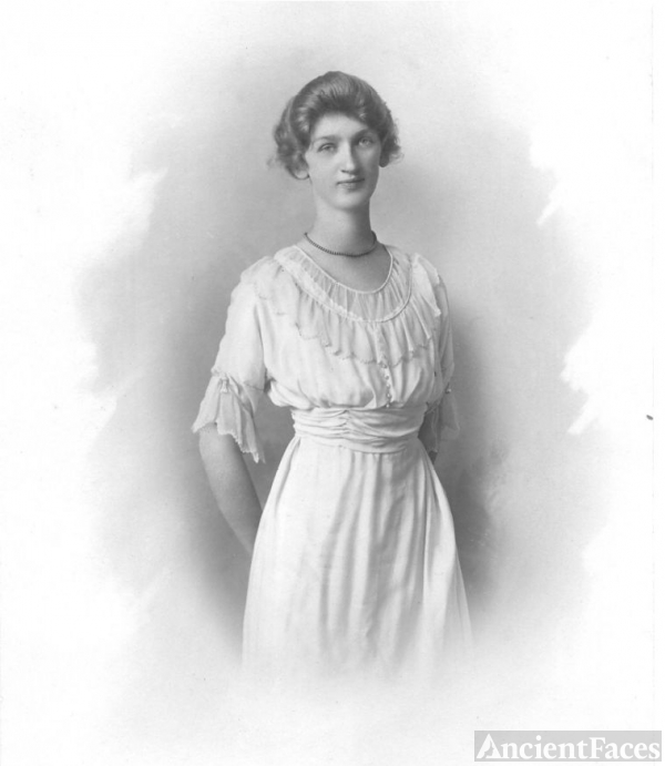 Edith Wheeler, Massachusetts 1912