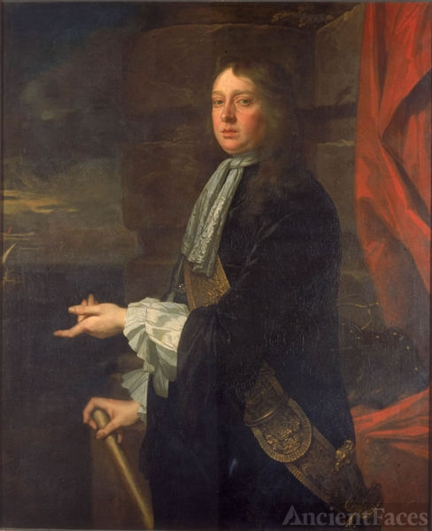 Admiral Sir William Penn