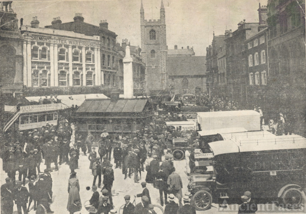 Reading Market Place