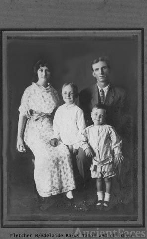 Fletcher and family