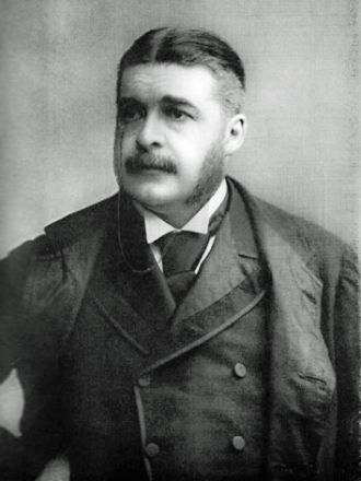 A photo of Sir Arthur Seymour Sullivan