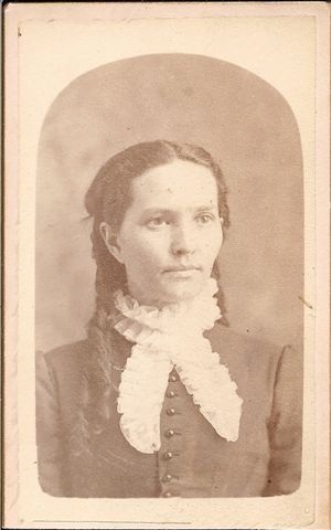 My Great Great Great Grandmother Mary Ann Ayers-Howard