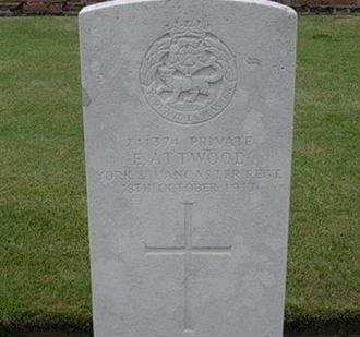Edward  Attwood gravesite