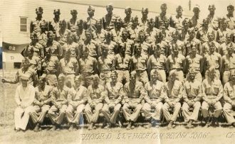 Camp Hood, TX, July 1946