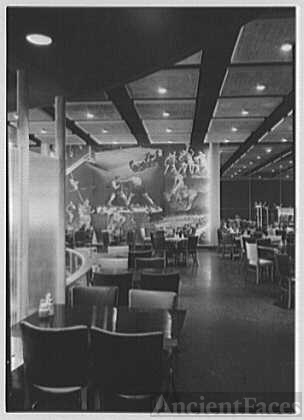 Garden Cafeteria, 50th St. and 8th Ave., New York City....