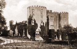 Buttevant Castle