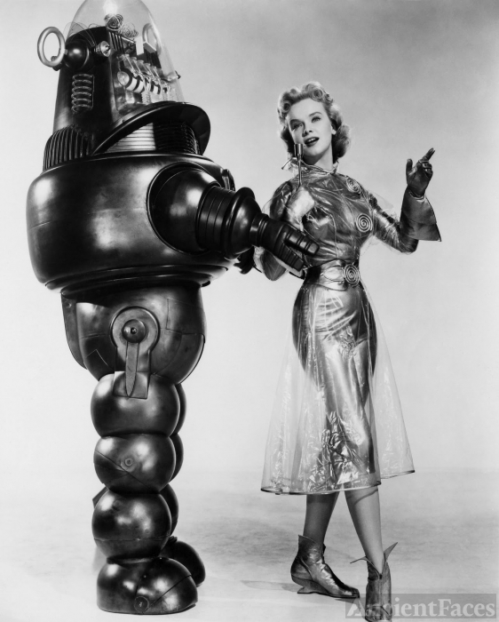 Forbidden Planet - Anne Francis