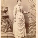 Unknown woman, photo taken in Orangeville,Illinois