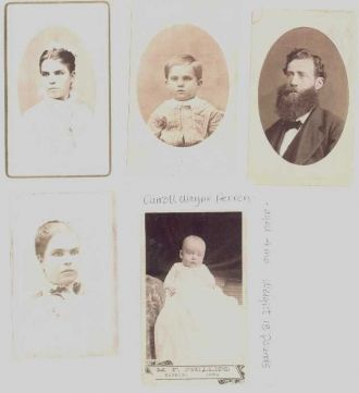unknown English family