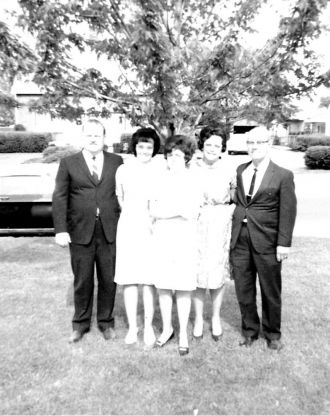 Eugene Gwaltney family