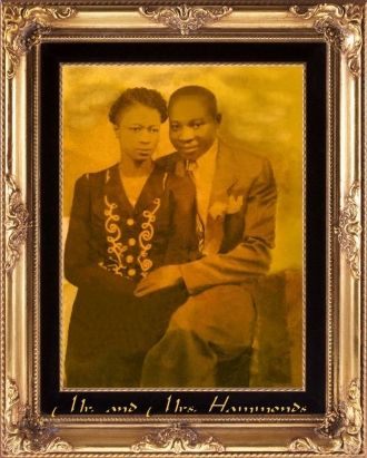 Choyce & Charlie (Wardlaw) Hammonds