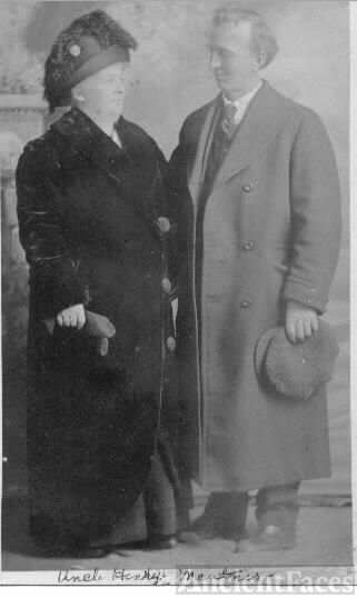 Henry Mautner and wife