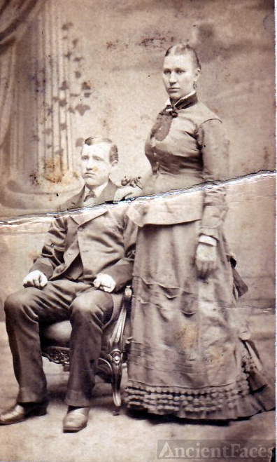 Frederick and Lena Kropp