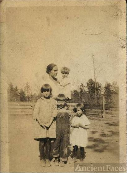 Unknown Wyatt Family, GA or AL