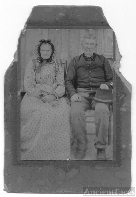 Ab Jones & Sophia Jones, Stone Co, MO
