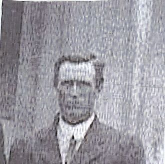 A photo of Everett Burr Davis
