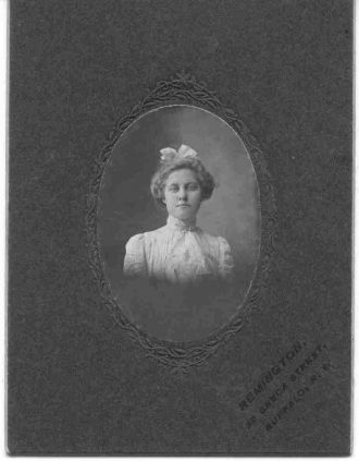 A photo of Belle Ann (Hayden) Rammacher