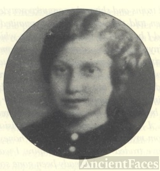 Monique Ferszt 1942