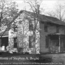 Stephen Bogue Home, MI 1880