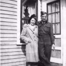 World War II Couple