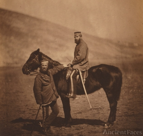 Phillips & Yates, Crimean War