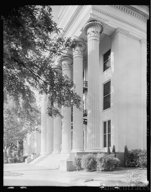 State Capitol, Montgomery, Montgomery County, Alabama
