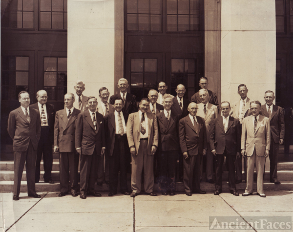 Southern Freight Association members, 1950