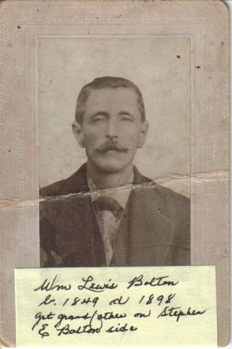 William Lewis Bolton