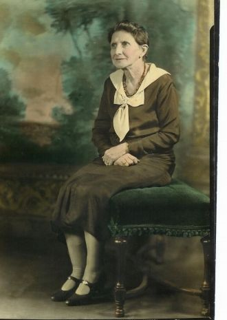 A photo of Effie A.  Davis Ferguson