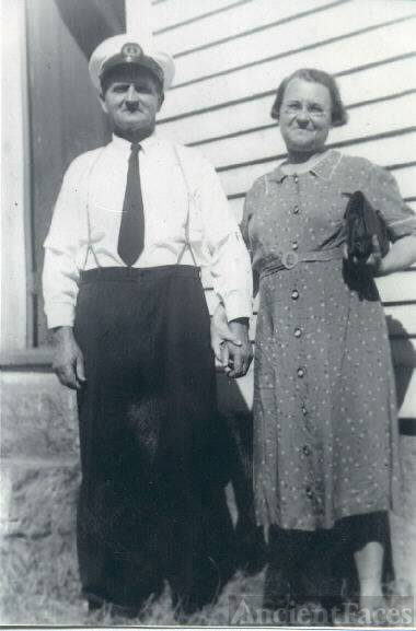 George Washington Seavey & Annie Belle (Faulkingham) Seavey