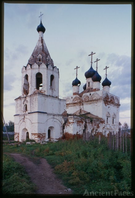 Nerchinsk Dormition Monastery, Church of the Dormition...