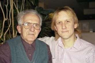 Victor and Gene Lopushinsky, Canada 2006