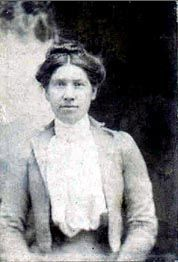 A photo of Virginia 'Jennie' Lou (Suggs) Ray