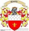 Gamble Family Crest