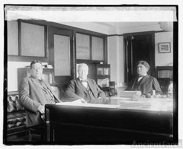Conference Secty. Wilson, office LTOR, Thos. F. Brewster,...
