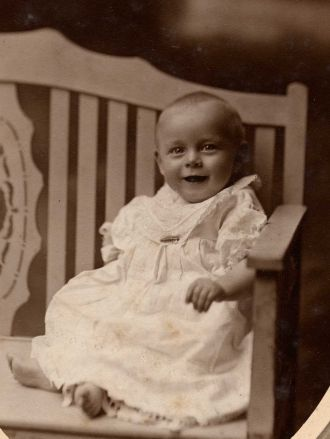 Arthur Maskell as Baby