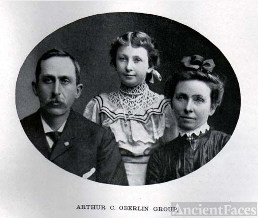 Arthur C. Oberlin Family, Ohio