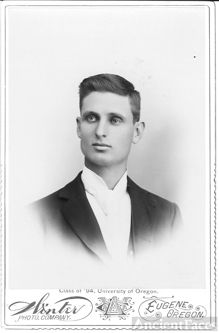 Graduate Class of 1894, University of OR