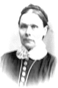 A photo of Christina Maria (Larsson) Nelson
