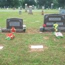 Zachariah, Amanda and Stephen Yancy's Graves