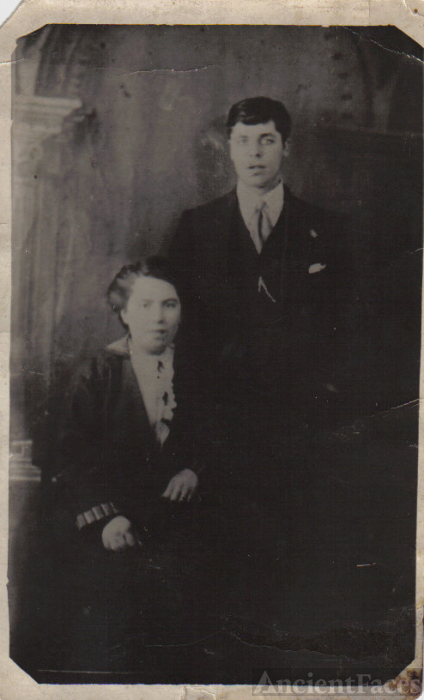 albert dunkley and ethel maud andrews