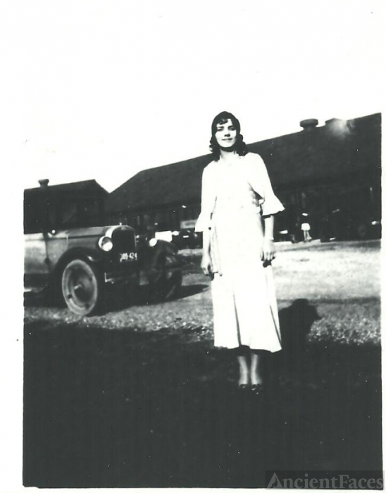 Lillian Vertrees, Kentucky 1930's