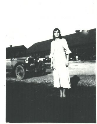 A photo of Lillian Vertrees